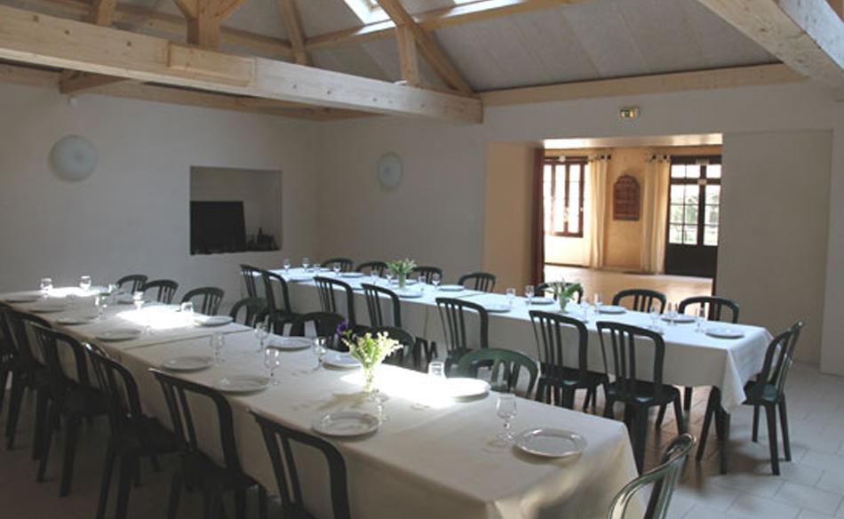 Louer Une Salle De Reception Avec Couchages En Anjou Maine Et